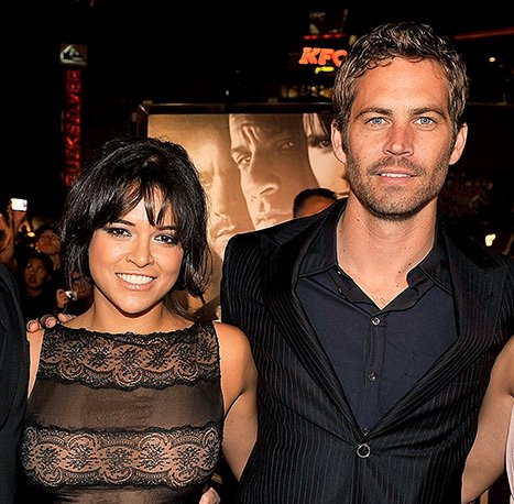 "Michelle Rodriguez: ""I Went Pretty Crazy,"" on a ""Binge"" After Paul Walker's Death"