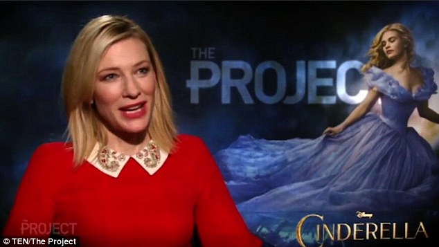 Cate Blanchett reporter: 'That's Your F**king Question?'