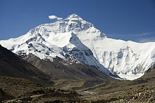 """Mount Everest moved 1.1 Inches After Powerful Quake"