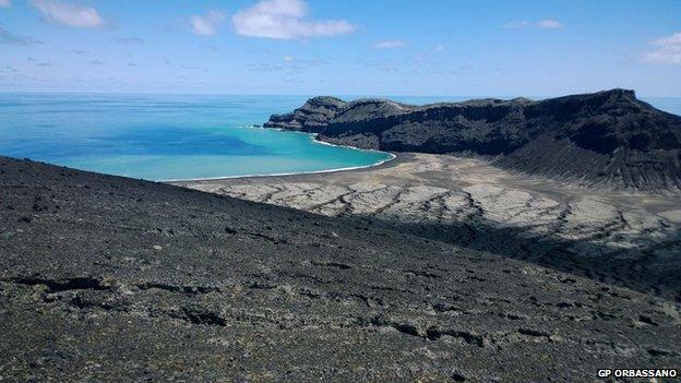 New island Tonga 2