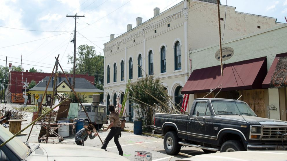 'Walking Dead' Fans Have Chance to Buy Homes Used in the Show
