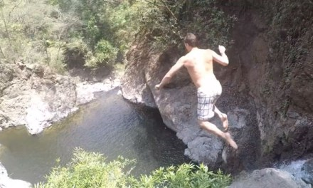 Tom Brady cliff: watch qb Jump off cliff