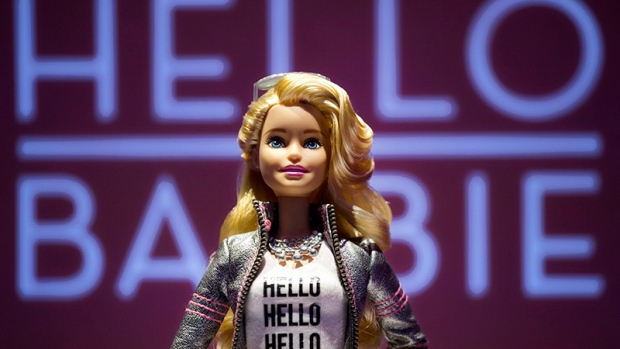 creepy Hello Barbie