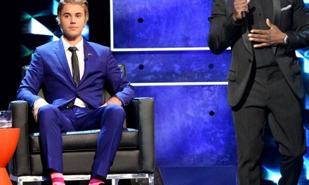 David Arquette Drunk At Party, But Didn't Fight Justin Bieber