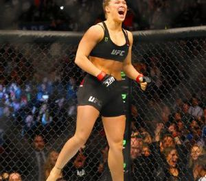 Ronda Rousey Has No Plans To Fight A Man In The Octagon