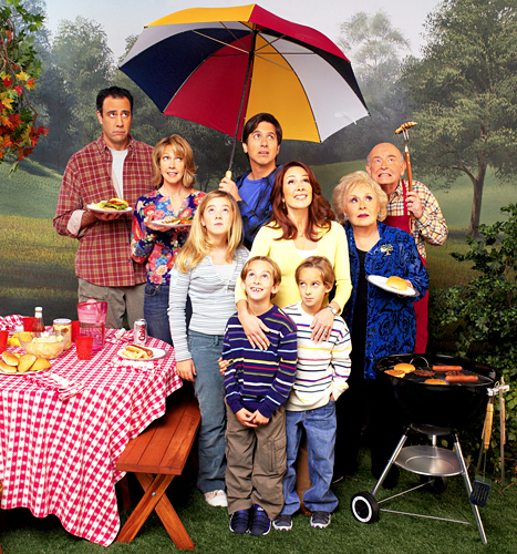 Everybody Loves Raymond Cast Credit: Monty Brinton/CBS Photo Archive/Getty Images