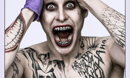 Joker Jared Leto, First Look