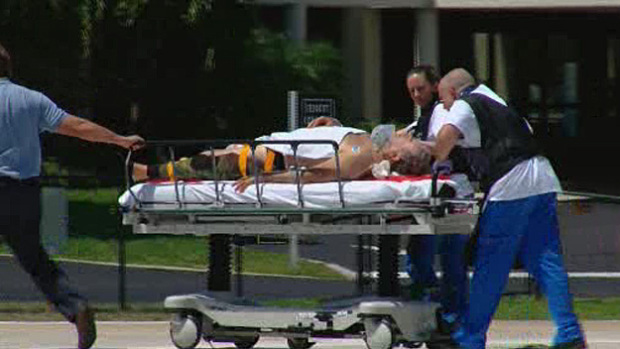 """Jupiter Inlet Shark Attack:  """"There Was A lot of Blood on The Boat."""