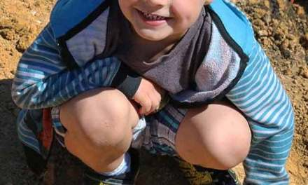 Tim Brys Dinosaur Fossil:  5-Year-Old Finds Dinosaur Fossil (PHOTO)