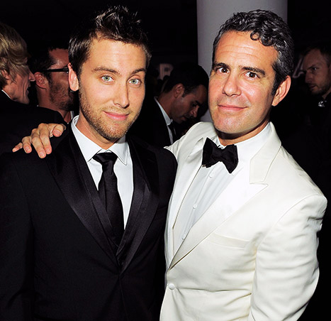 Andy Cohen Claims He Had Sex With Lance Bass