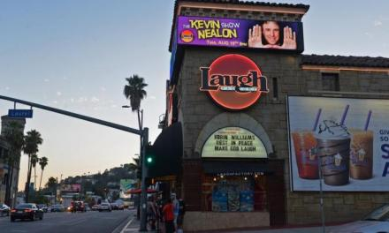 Dane Cook banned from Laugh Factory For Being A Jerk