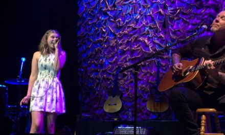 James Hetfield Does Adele Cover With Daughter (VIDEO)