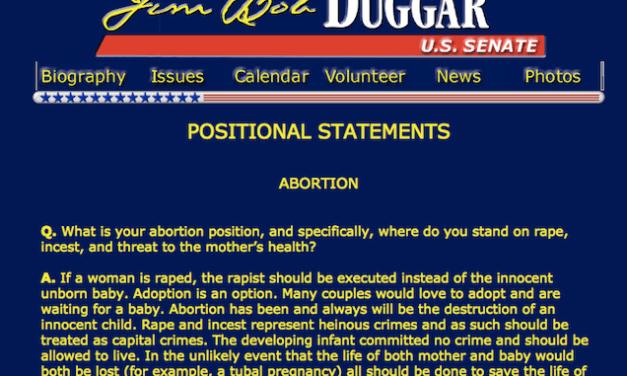 Jim Bob Duggar On Insest:  Josh Duggar Molestation Charges Fallout