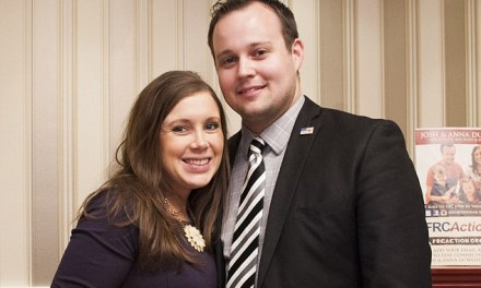 Police Say Duggars Used Rod To Hit Their kids: Report