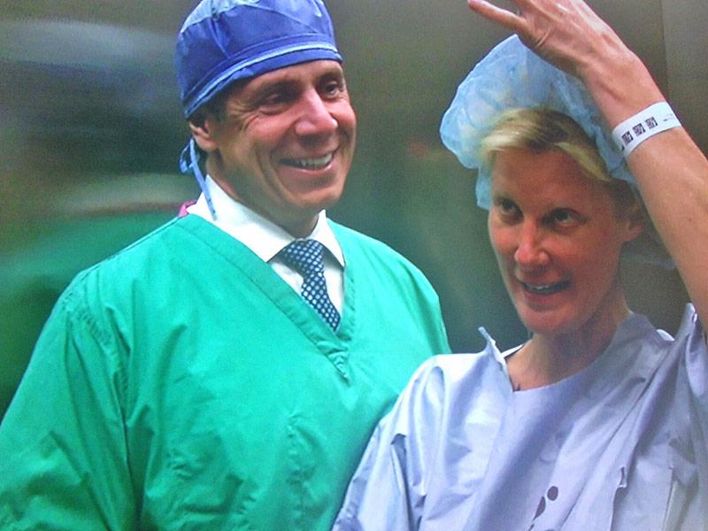 sandra lee mastectomy