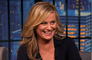 "Amy Poehler Said 'No"" To Daily Show Gig"