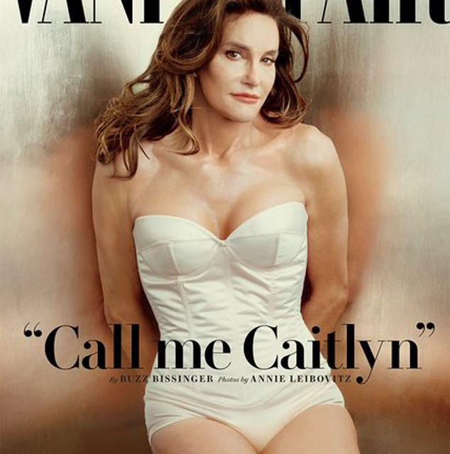 Bruce Debuts Caitlyn In 'Vanity Fair': hours of facial-feminization surgery, Breast Augmentation And Hormone Therapy