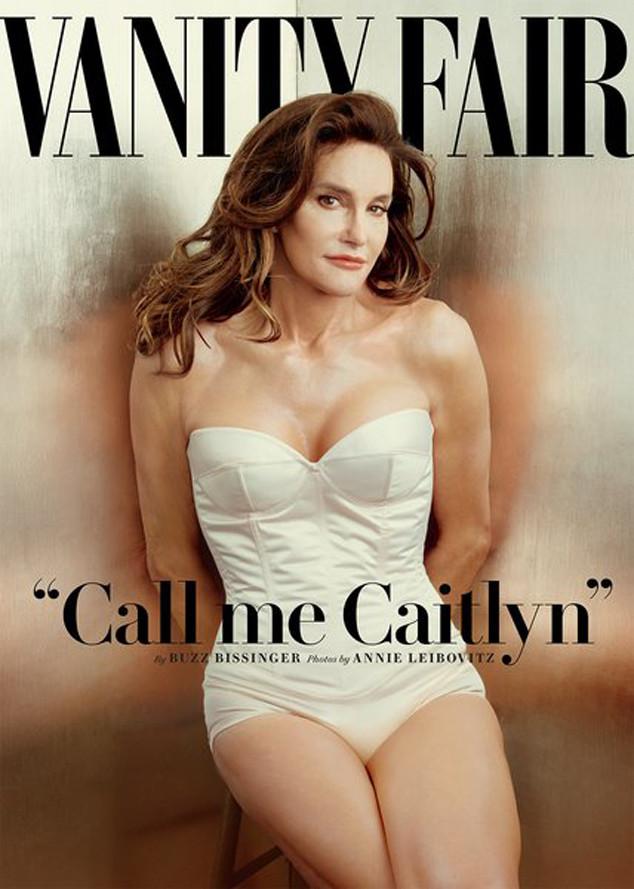 Bruce Debuts Caitlyn In 'Vanity Fair'