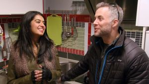 Married at First Sight Couple Spli