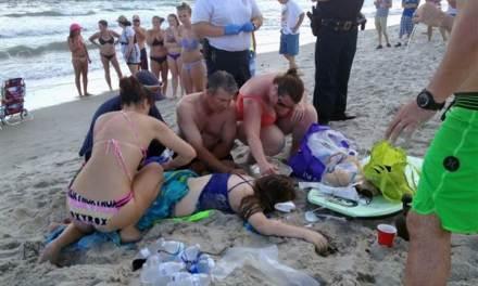 oak island nc: North Carolina Shark Attacks Leave Two Needs Seriously Hurt