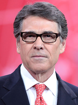 Rick Perry accident