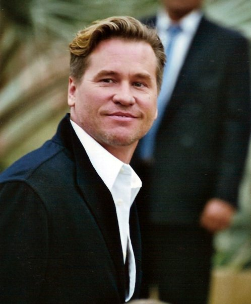 """Val Kilmer Cannes"" by Georges Biard. Licensed under CC BY-SA 3.0 via Wikimedia Commons - http://commons.wikimedia.org/wiki/File:Val_Kilmer_Cannes.jpg#/media/File:Val_Kilmer_Cannes.jpg"