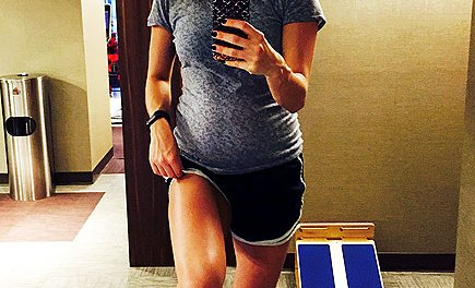 Carrie Underwood Shows Off Post Baby Weight Loss