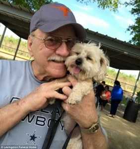 james rogers dies in hot car with dog