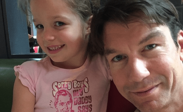 jerry oconnell steps out with his Adorable Twins