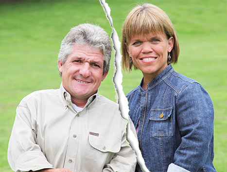 Matt And Amy Roloff To divorce: Reports