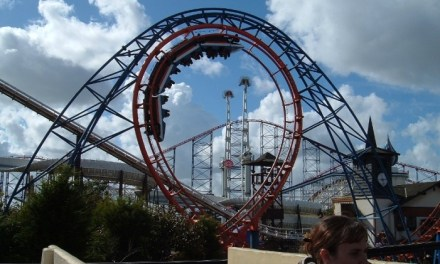 Jasmine Martinez Six Flags: Girl Dies On Roller Coaster (PHOTO)