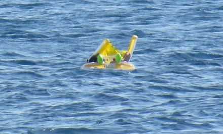 Baby Floats Out To Sea In Turkey: Neglectful Parents Didn't Even Notice