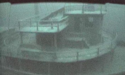 John V. Moran shipwreck: 214-foot steamship discovered (VIDEO)