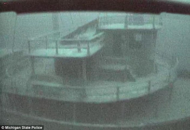 John V. Moran shipwreck: 214-foot steamship discovered (VIDEO)
