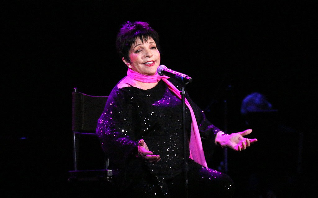Liza Minnelli returns following rehab and surgery