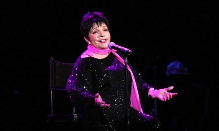 Liza Minnelli returns following rehab and surgery