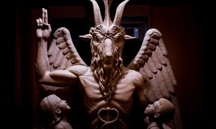 Detroit satanic statue Unveiled
