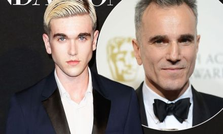 Daniel Day Lewis' Model Son Gabriel Is BetterLooking than you