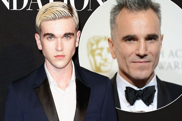 Daniel Day-Lewis' son Gabriel-Kane is the spitting image of his