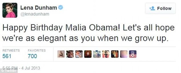Malia Obama Summer Internship On Set Of tv show 'Girls'