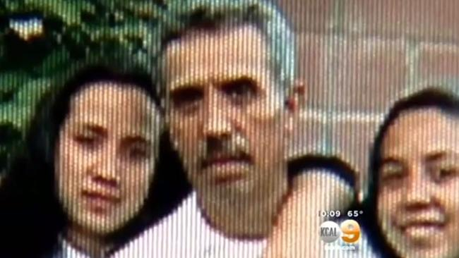 Bumble Bee Foods worker Jose Melena cooked in industrial oven. Picture: CBS Los Angeles Source: Supplied