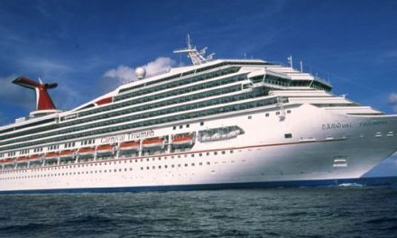 Cruise ship fire: Over 3,000 Carnival cruise passengers stranded (PHOTO)