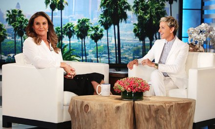 Ellen DeGeneres On Caitlyn Jenner's confusing gay marriage views