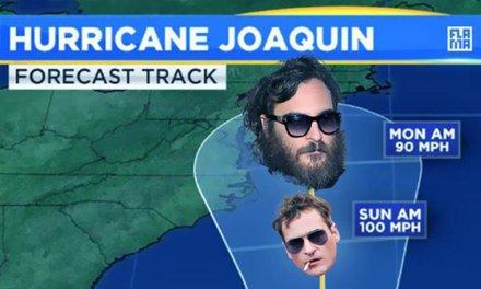 Hurricane Joaquin Phoenix Meme Is Awesome (PHOTO)