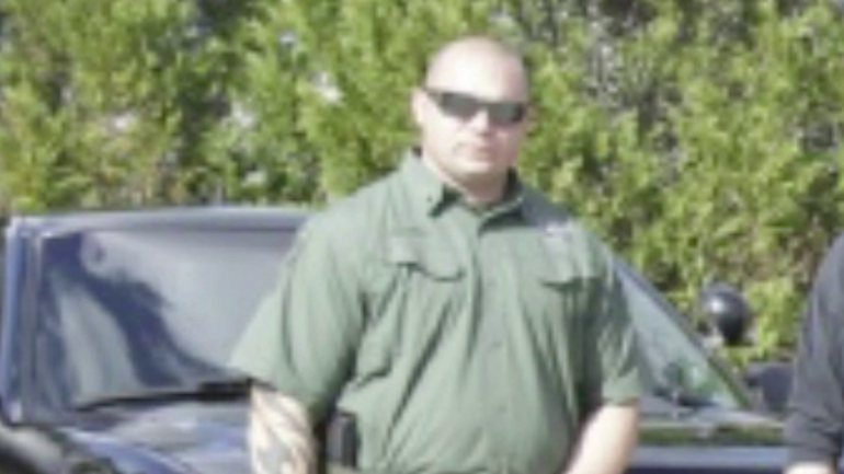 Lieutenant Mark Tiller