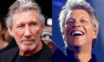 Roger Waters Pens Letter To Bon Jovi Over Tel Aviv Concert