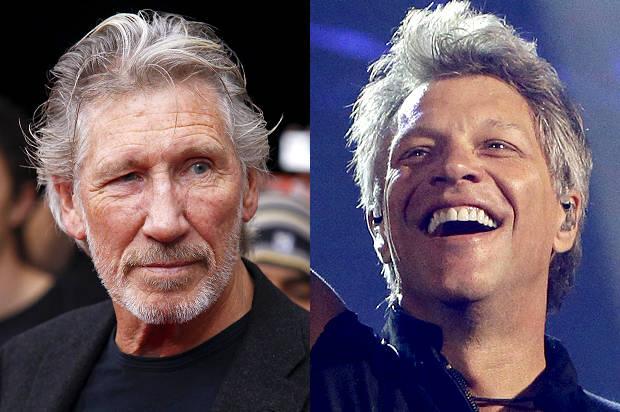 """Roger Waters: Bon Jovi stands Shoulder to Shoulder With Settler Who Burned Baby"""""""