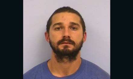 Shia LaBeouf has been arrested again