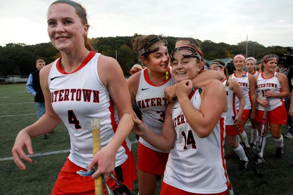 Watertown feild hockey team sets unbeaten record