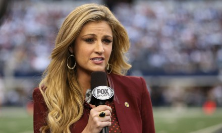 Erin Andrews:  Andrews Suing Hotel For $75 Million Over Peeping Tom Incident